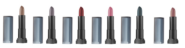 Maybelline New York presenta Color Sensational Powder Matte, labiales en colores únicos hasta 2x veces más matte #MatteExtremo