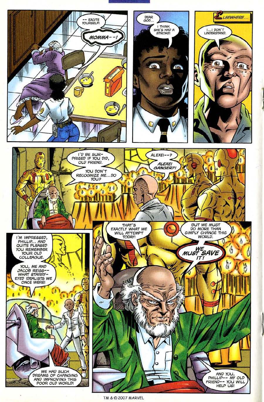 Read online Silver Surfer (1987) comic -  Issue #132 - 20