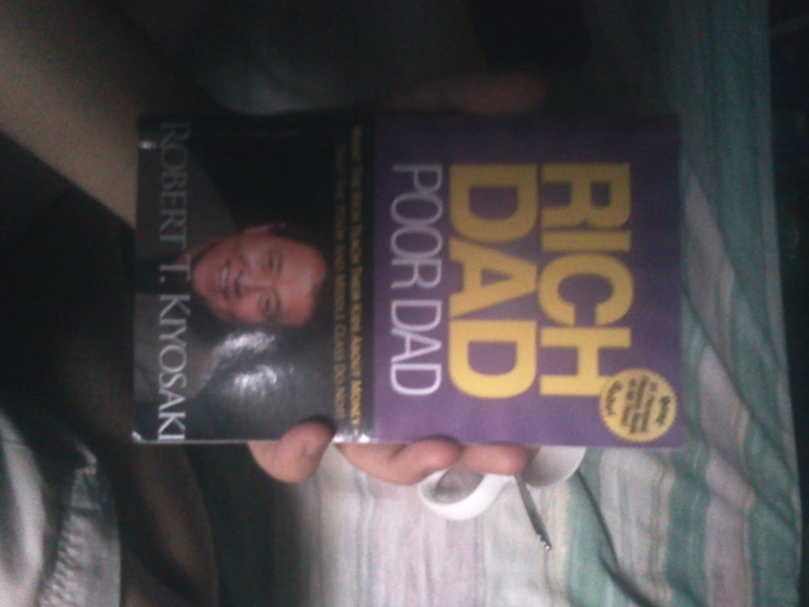 2011 book review rich dad poor dad by robert t kiyosaki