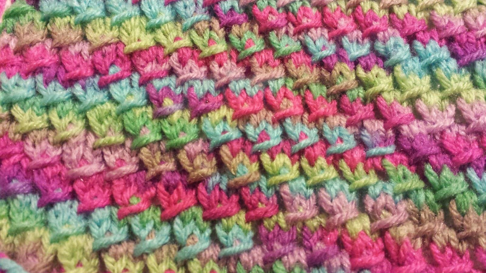 My Patchwork Quilt: CROCUS BUDS - A KNIT PATTERN