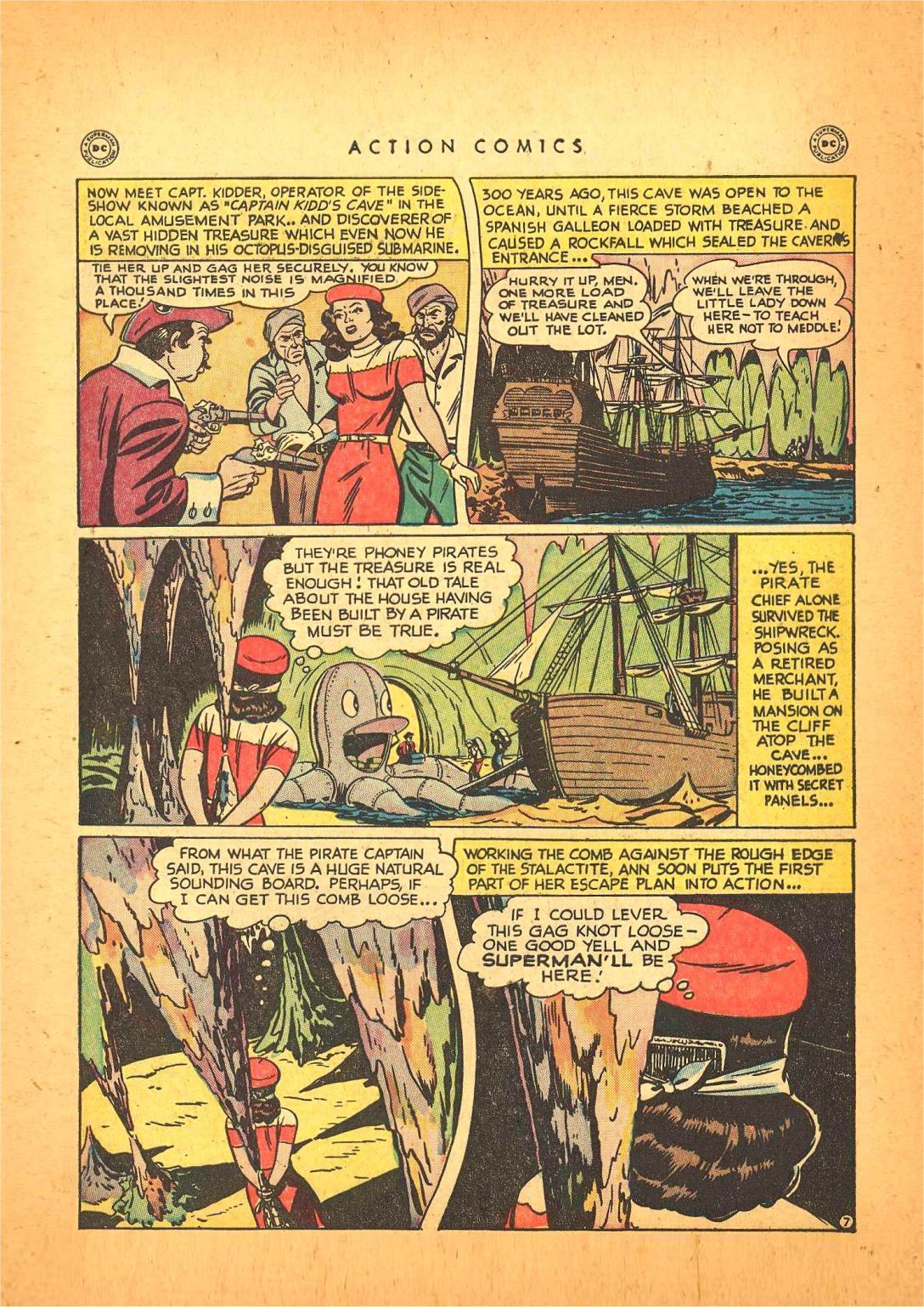 Action Comics (1938) 130 Page 7