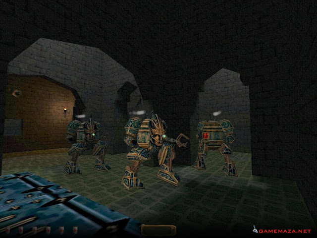 Thief II The Metal Age Gameplay Screenshot 3