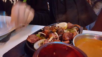 Veganskt på Restaurang Delhi Malmö