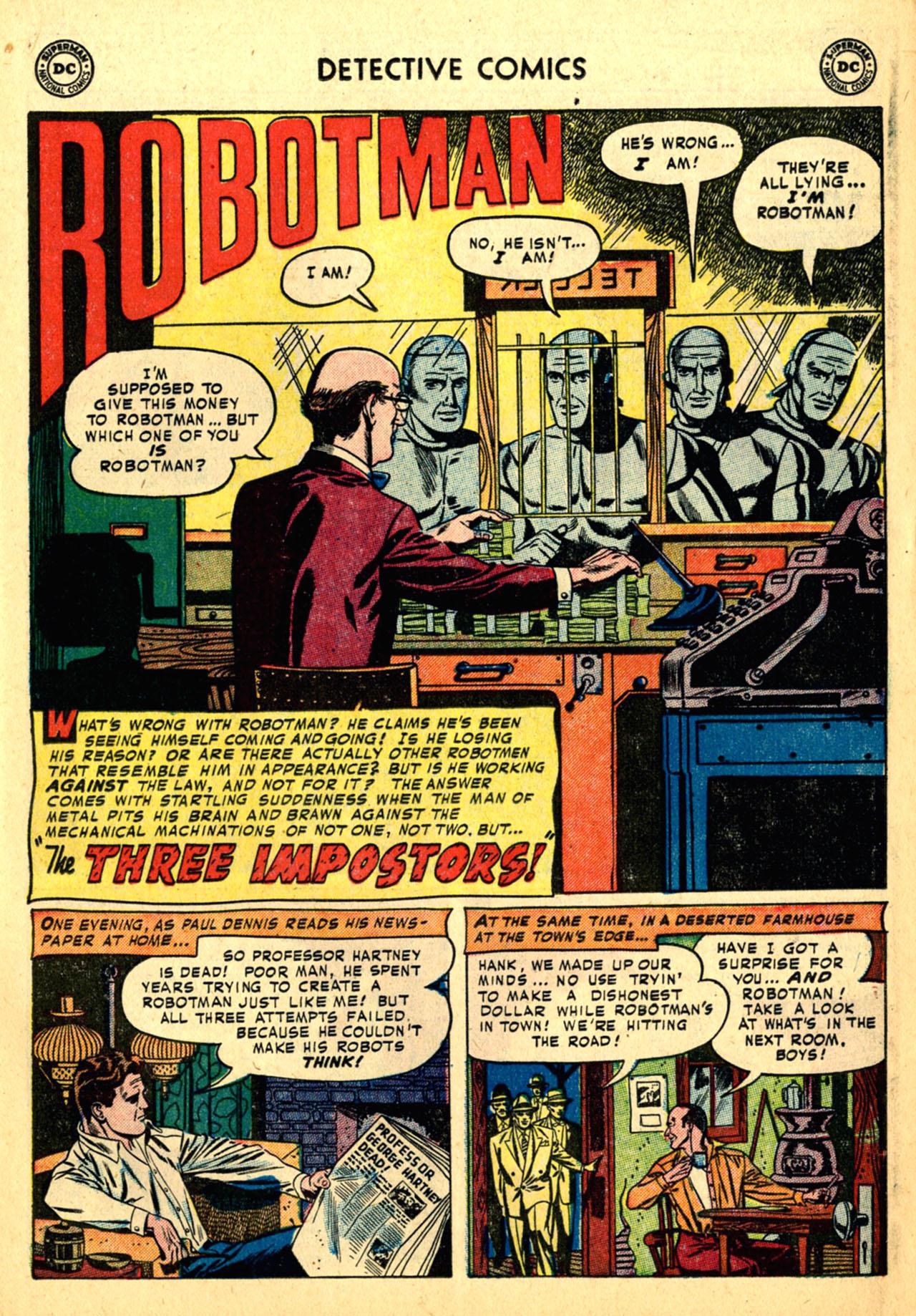 Detective Comics (1937) 185 Page 16