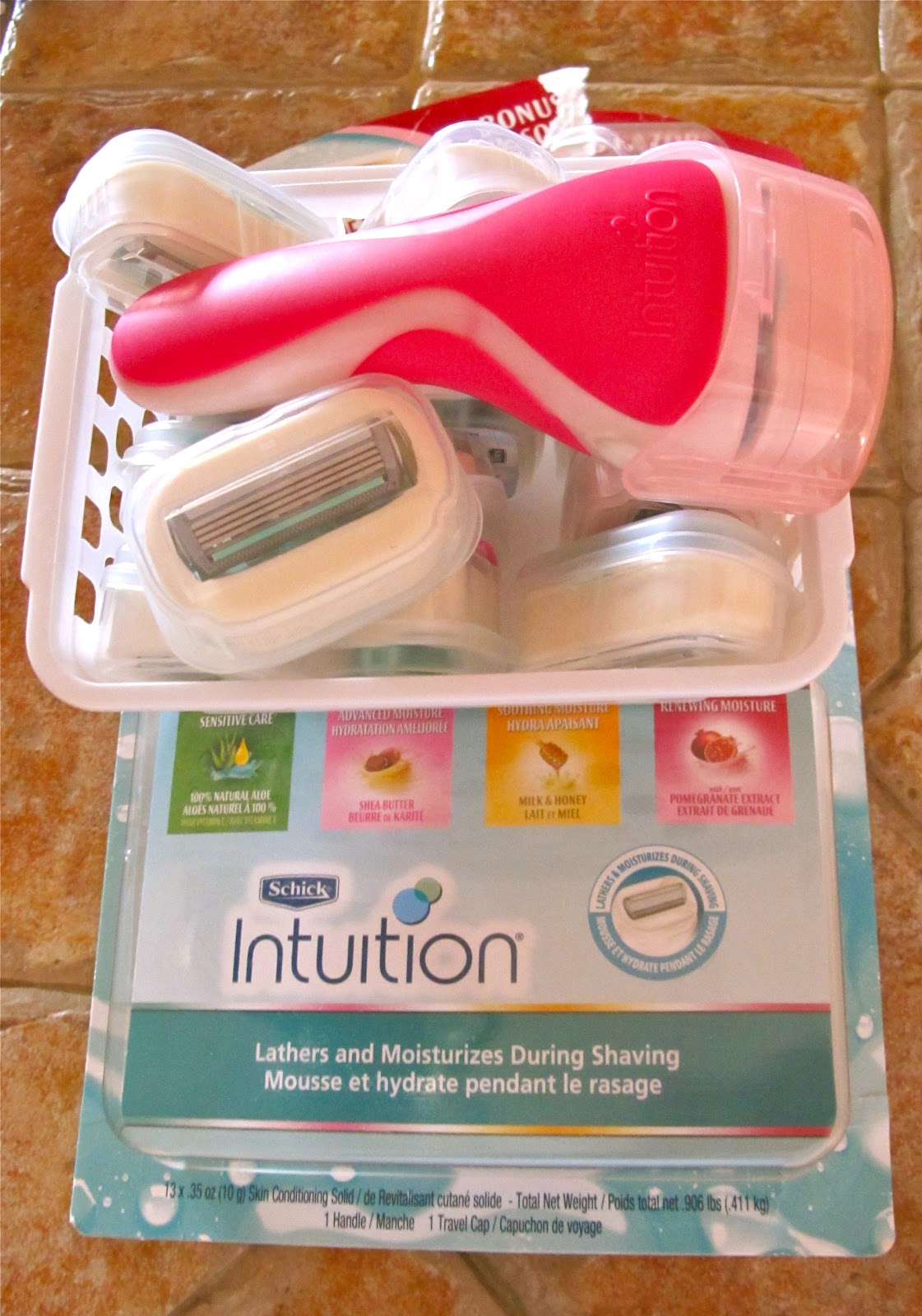 235280314cb My best beauty buys.: Costco Deal for all Schick Intuition fans!