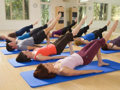 Las clases de pilates para estar en forma