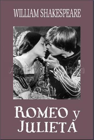 Shadowy Kisses: Reseña: Romeo y Julieta - William Shakespeare