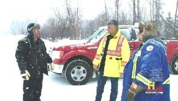 Ice Road Truckers - Season 5 Episode 01&02: Pushing the Edge + Ice Road Rage