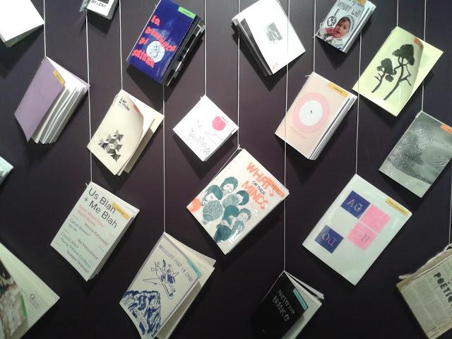 festival du fanzine -médiathèque Marguerite Duras