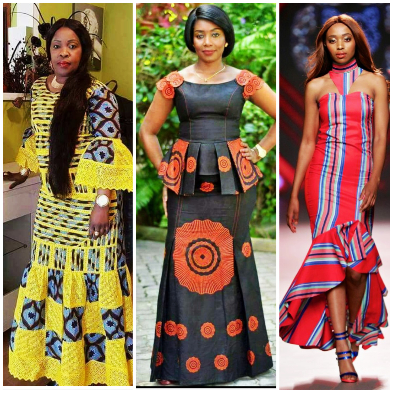 Adorable African Kitenge Styles