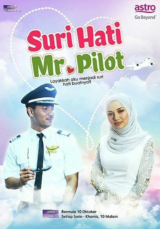 Drama Suri Hati Mr Pilot (Astro Ria)