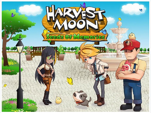 Harvest Moon Seeds of Memories Mod Apk Offline Terbaru