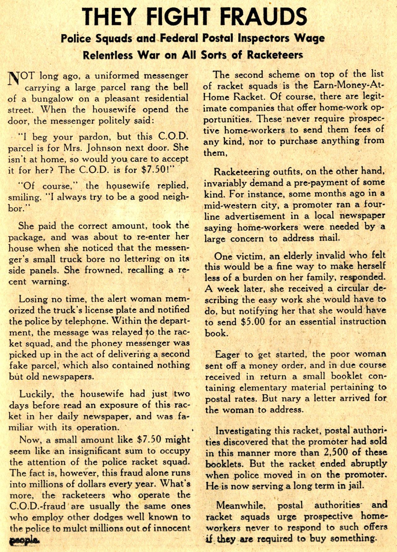 Read online Detective Comics (1937) comic -  Issue #241 - 25