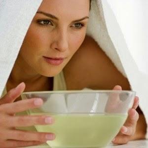 Bain purifiant pour le visage
