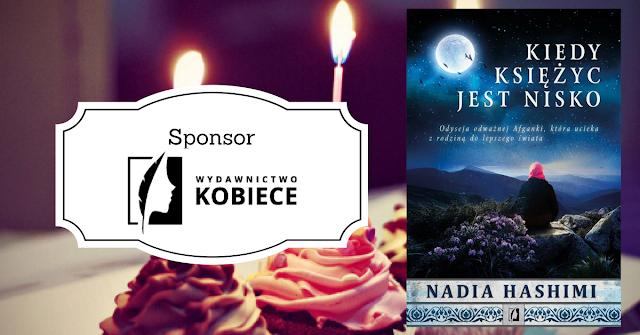 Wystrzałowe Urodziny Książkowe #5 Konkurs Blogowy