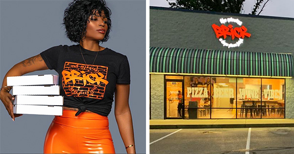 The Missing Brick, Black-owned pizza restaurant in Indianapolis