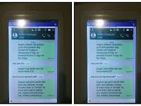 Kasihan, Sebar Hoax Chat WA Kapolri-Kapolda Jabar, Anggota Grup 'Rakyat Bersuara'   Diringkus Polisi.