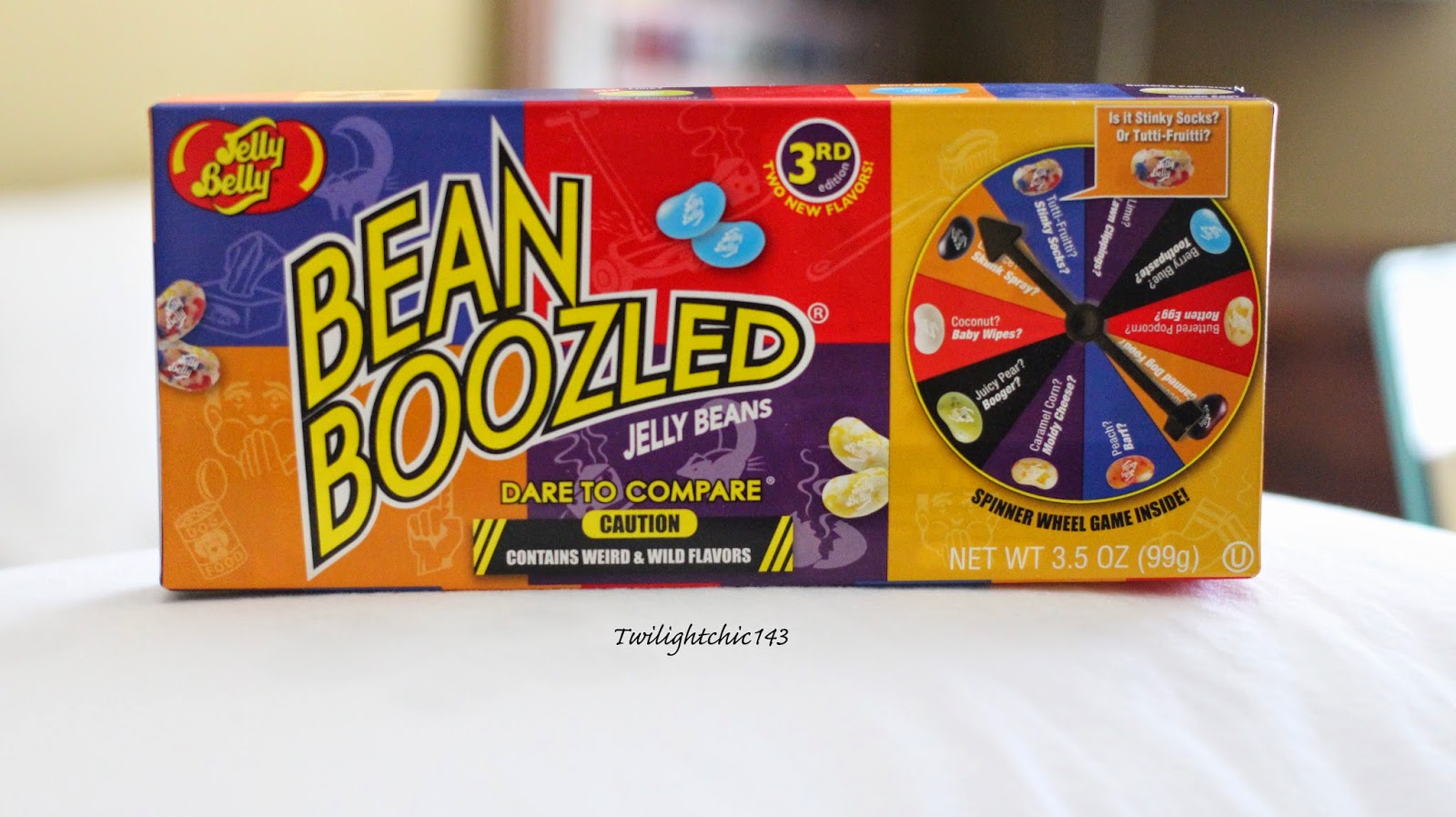 Bean Boozled Jelly Bean Challenge Tin S Bloggin