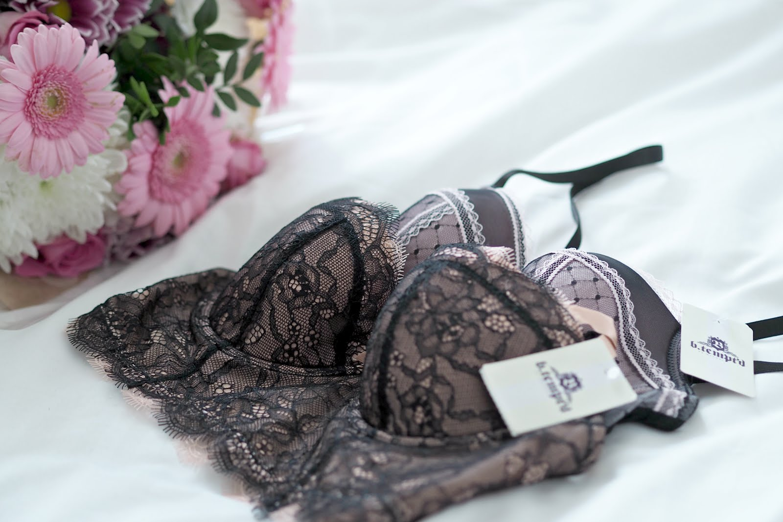 btempted lingerie review, copper garden