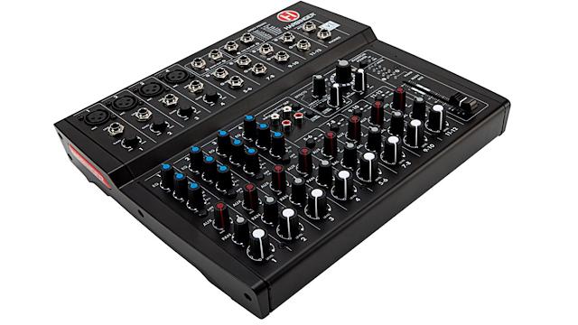 Spesifikasi Mixer Harbinger L1202FX 12-Channel dengan efek