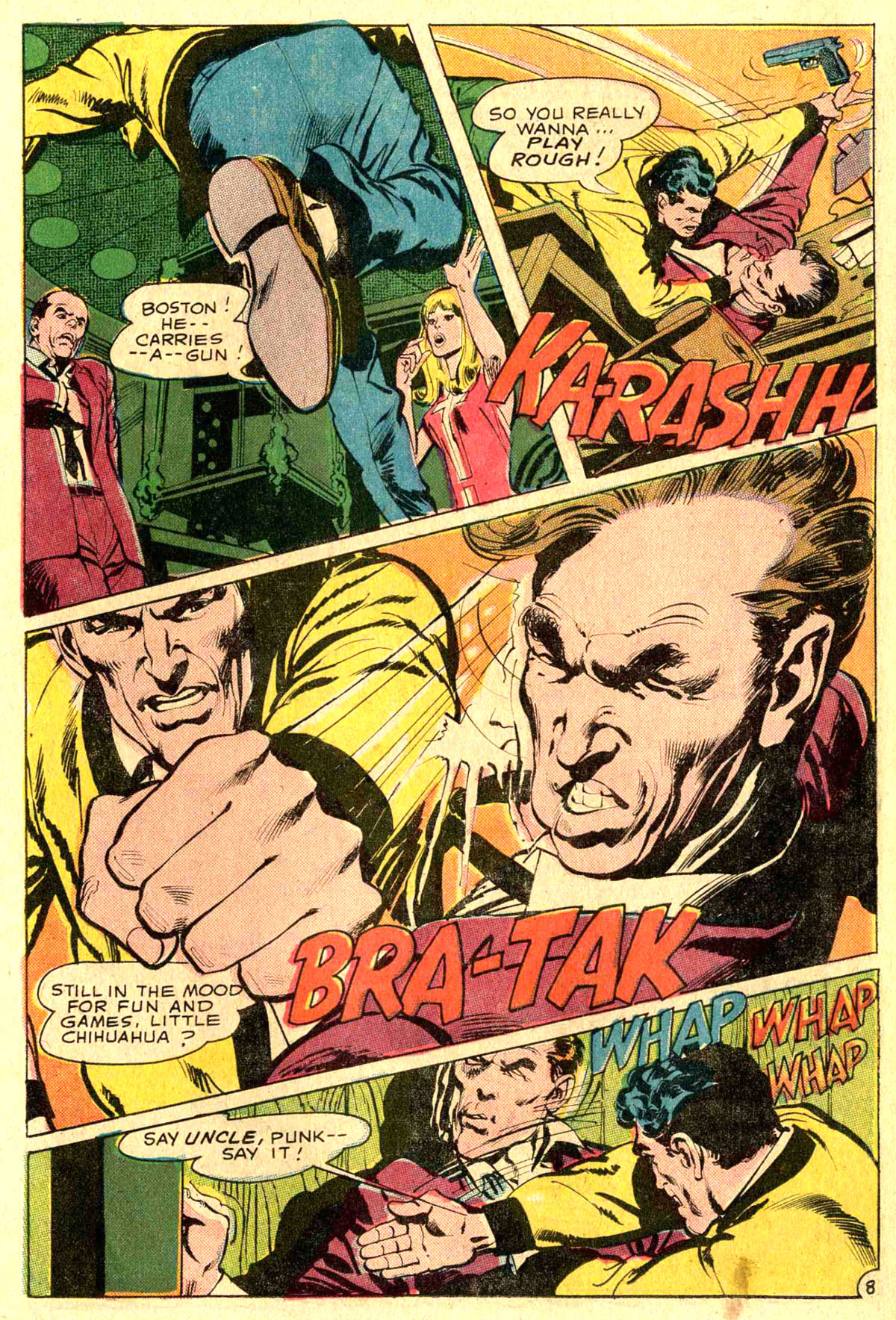 Strange Adventures (1950) issue 207 - Page 14