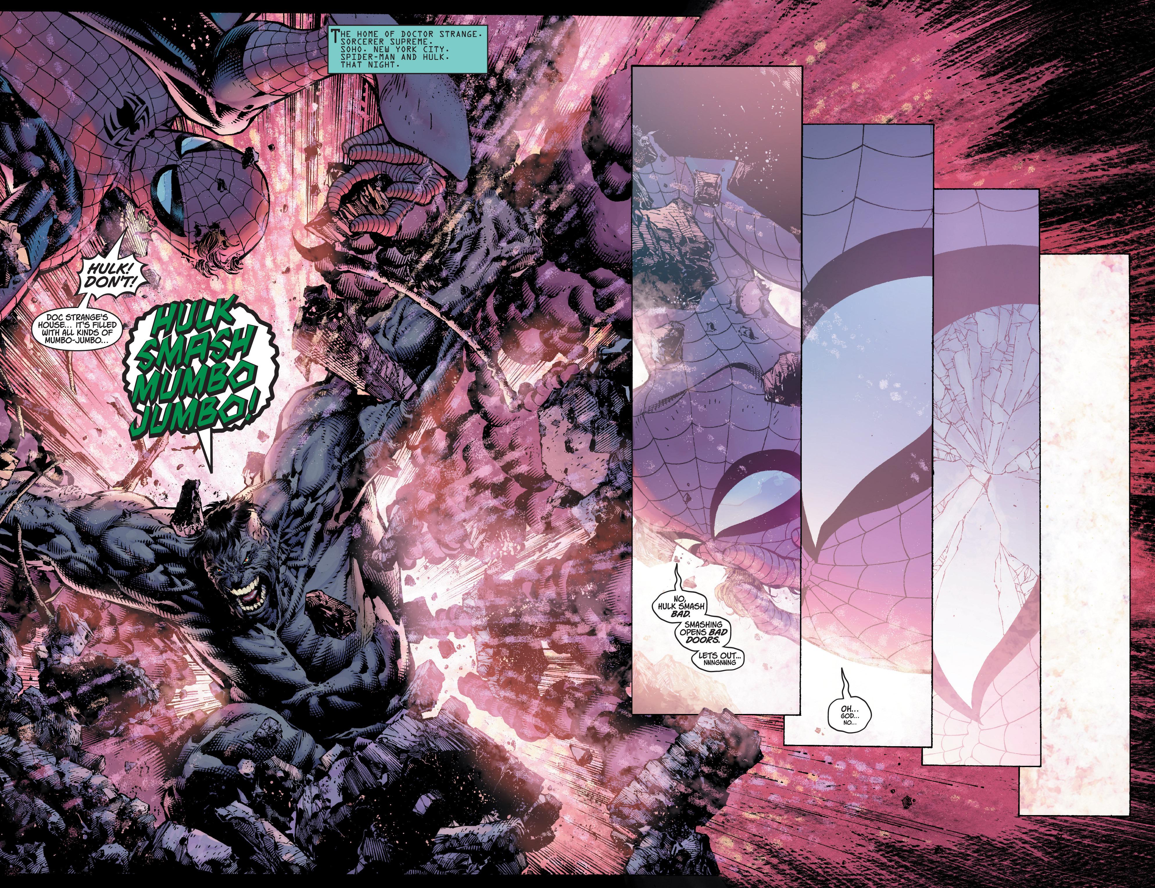 Read online Ultimatum comic -  Issue #4 - 3