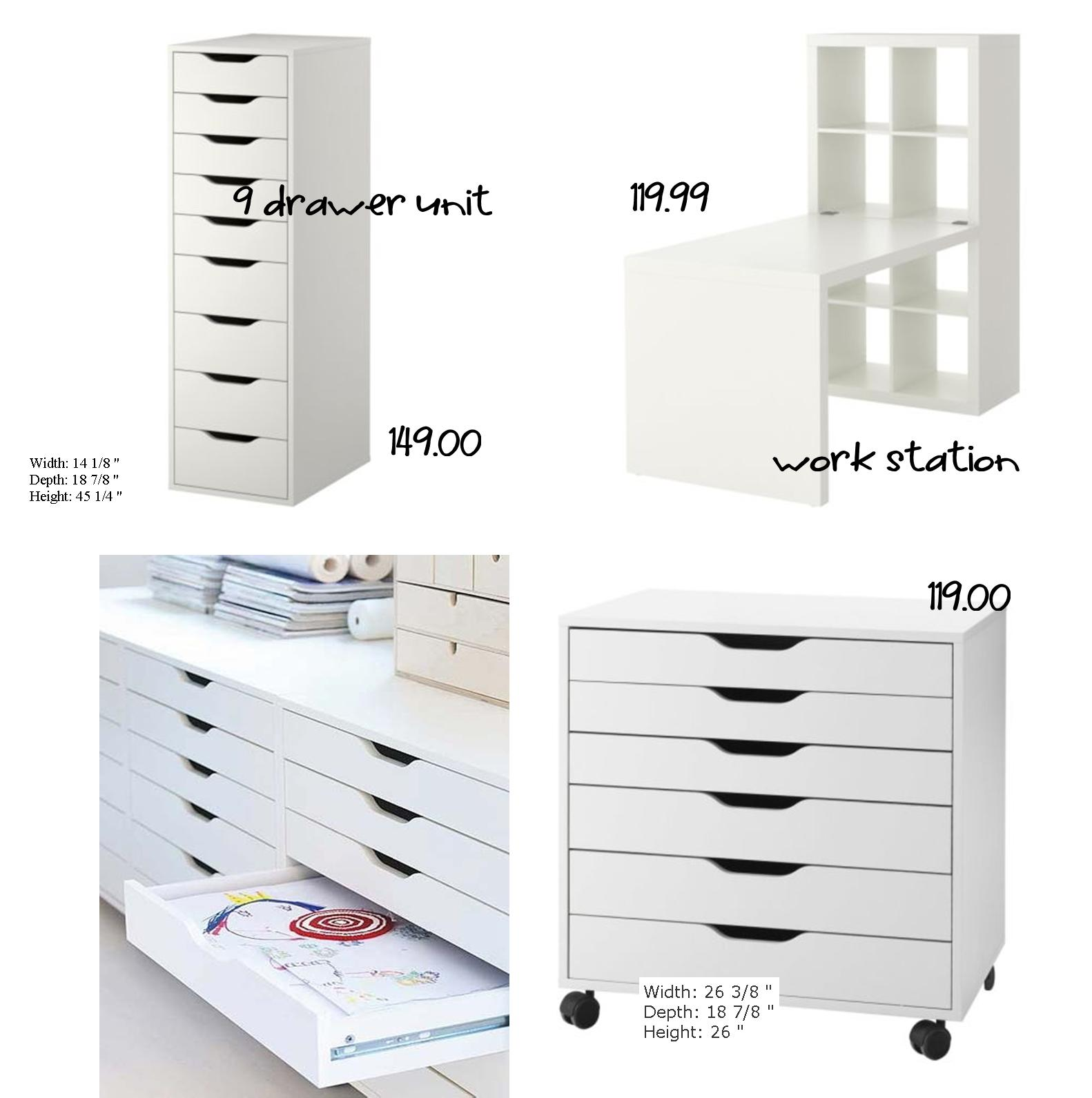 Craft Room Storage Units Part - 20: It39s Written On The Wall Craft Room Organizing Store Over