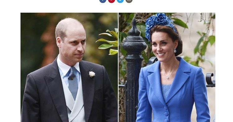 Updated Kate William Kids Attend Sophie Carter39s Wedding