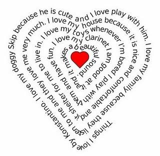 Speech Time Fun: Valentine's Day Poem