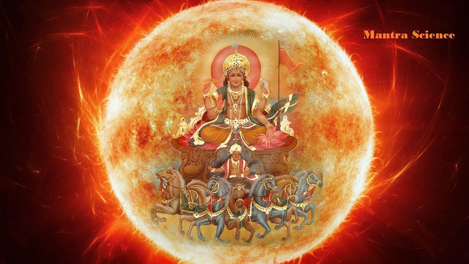 Mantra Science: Powerful Surya Beej Mantra