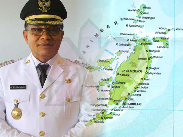 Sambut Kabupaten Kepulauan Tanimbar, Petrus Fatlolon Gelar Lomba Cipta Logo dan Hymne