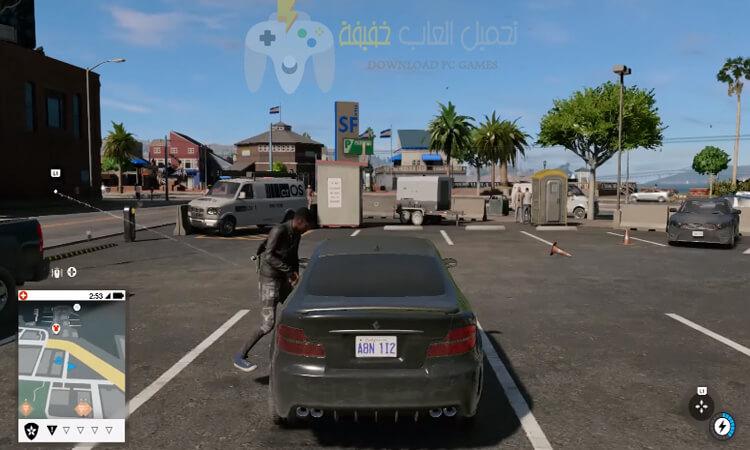 تحميل لعبة واتش دوقز Watch Dogs 2 للكمبيوتر مضغوطة