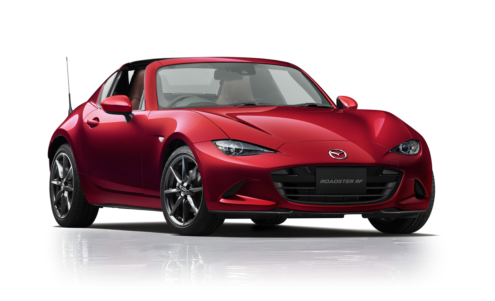 Mazda Rolls Out A Mildly Revised 2018 Mx 5 Miata In Tokyo
