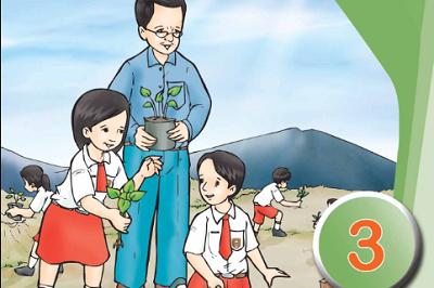 Download Soal Ulangan Harian Kelas 3 IPA Ciri-ciri Makhluk Hidup beserta kunci jawabannya