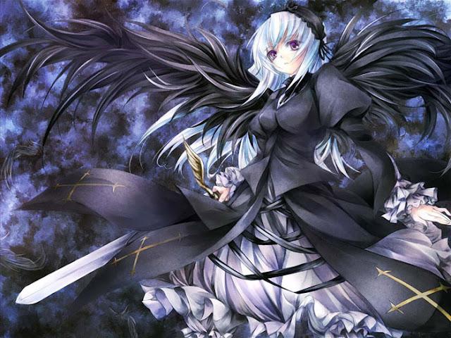 Wallpapers anime dark angel free anime wallpapers - Dark angel anime wallpaper ...