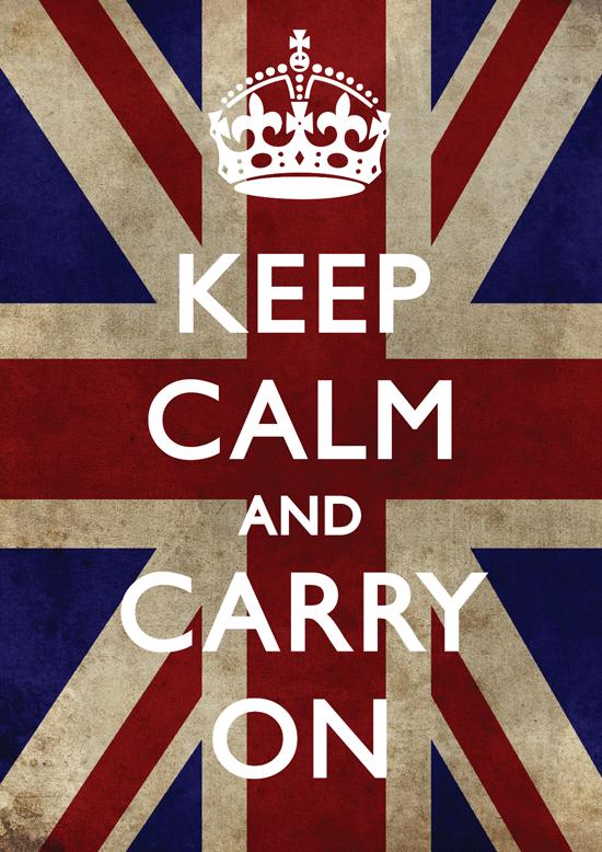 Musutruka: Keep Calm and Carry On