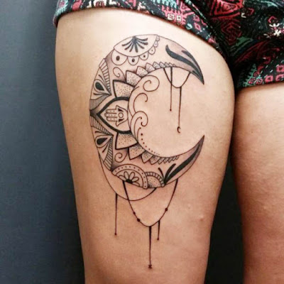 Fashionable and Wonderful Leg Tattoos and Designs