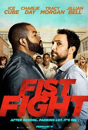 When one school teacher gets the other fired, he is challenged to an after-school fight.