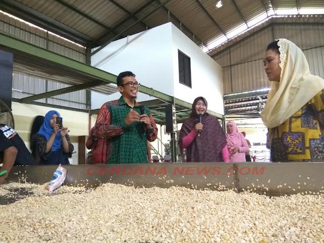 kunjungan kerja Titiek Hediati Soeharto di Bantul