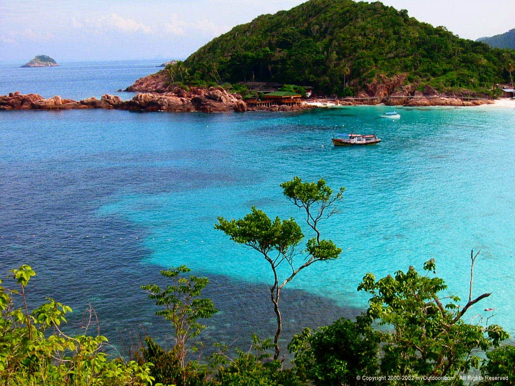 2 U Redang Islands