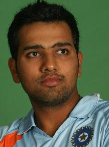 Chuichali: Rohit Sharma Biography, Photos, Records, Family