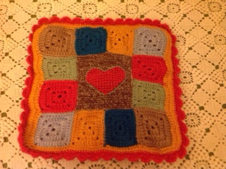 crochet, crochet along, crochet pillow