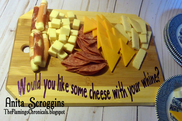 Would you like a some cheese with your whine?