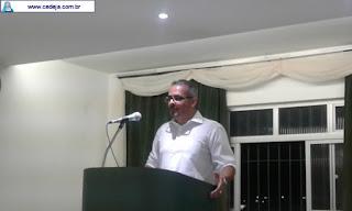 Palestra de Júlio Cesar (Arcoverde/PE)