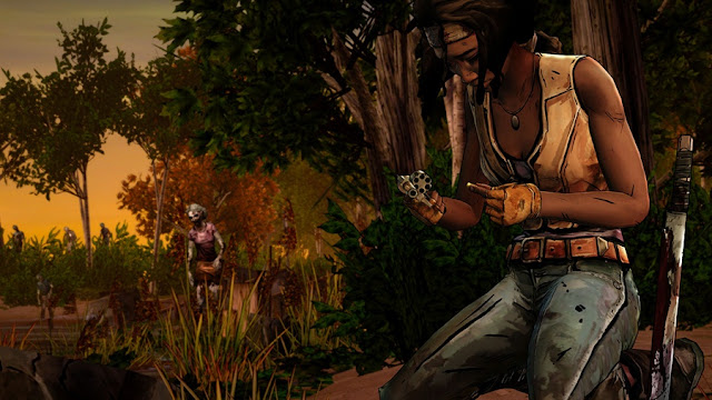 The Walking Dead Michonne Episode 2 Download Photo