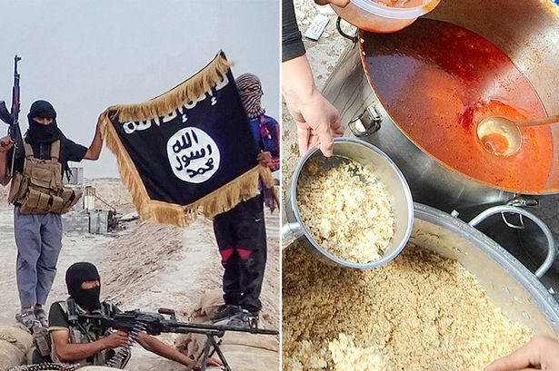 ISIS fighters killed