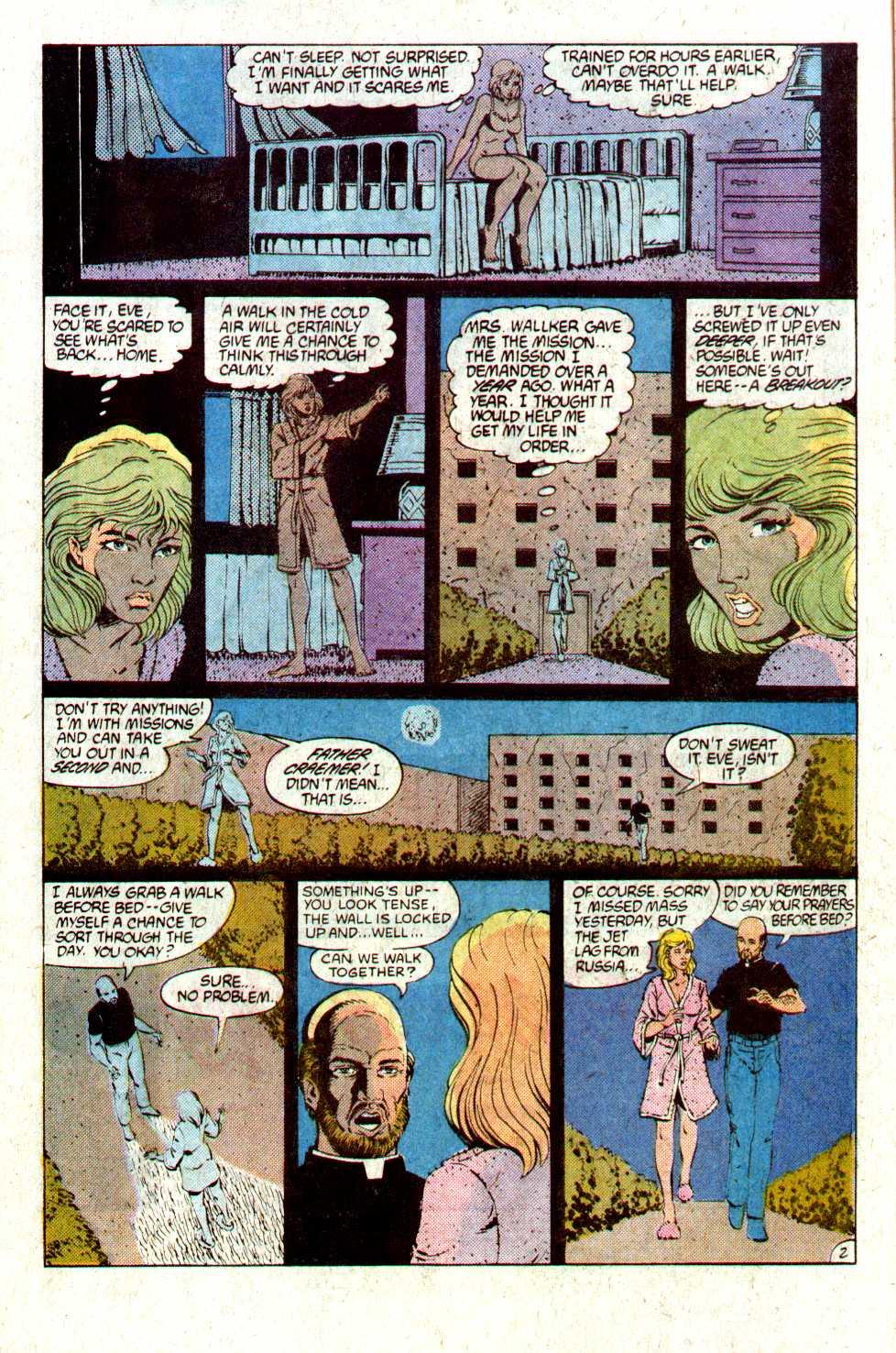 Read online Secret Origins (1986) comic -  Issue #28 - 3