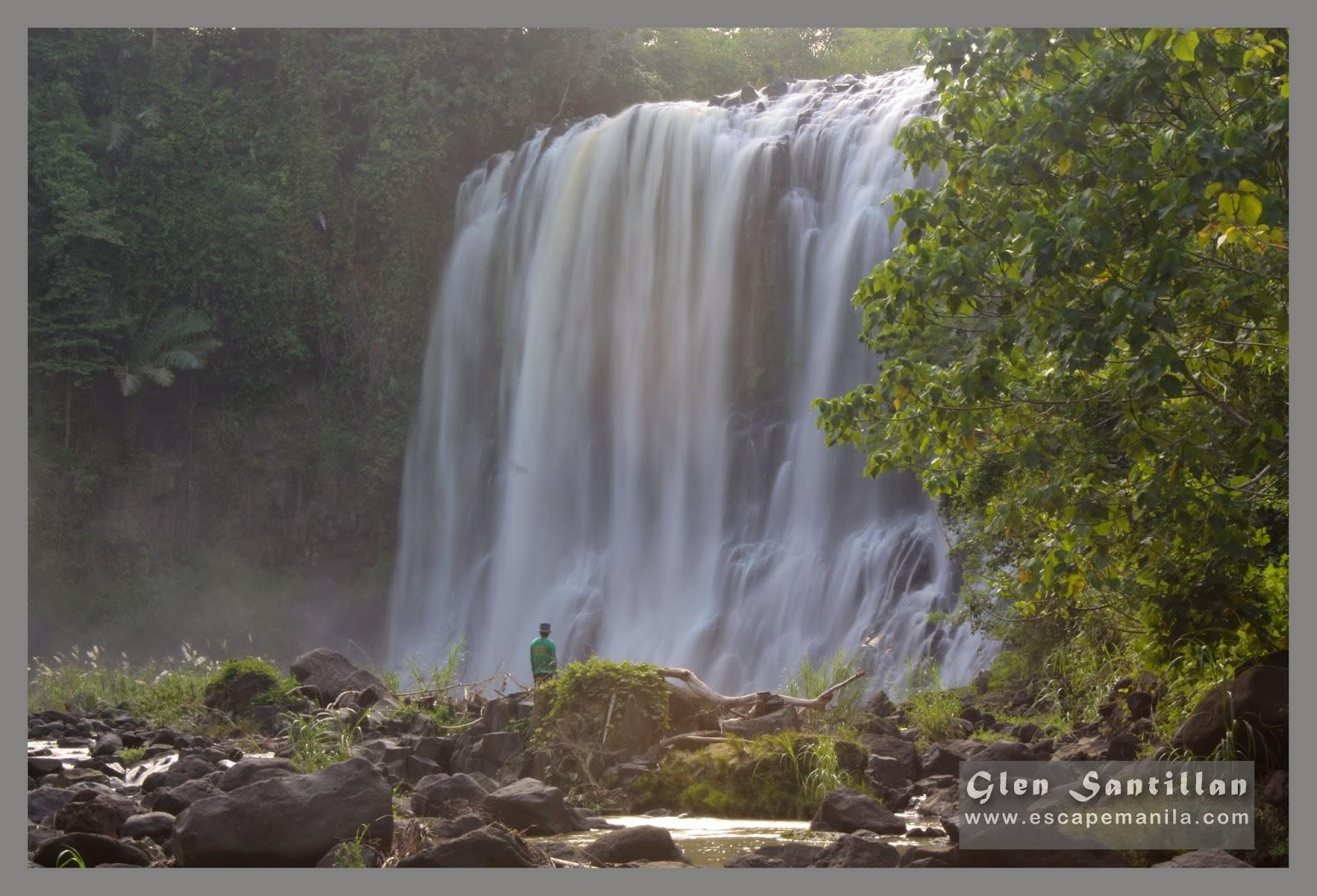 Sta. Cruz Falls
