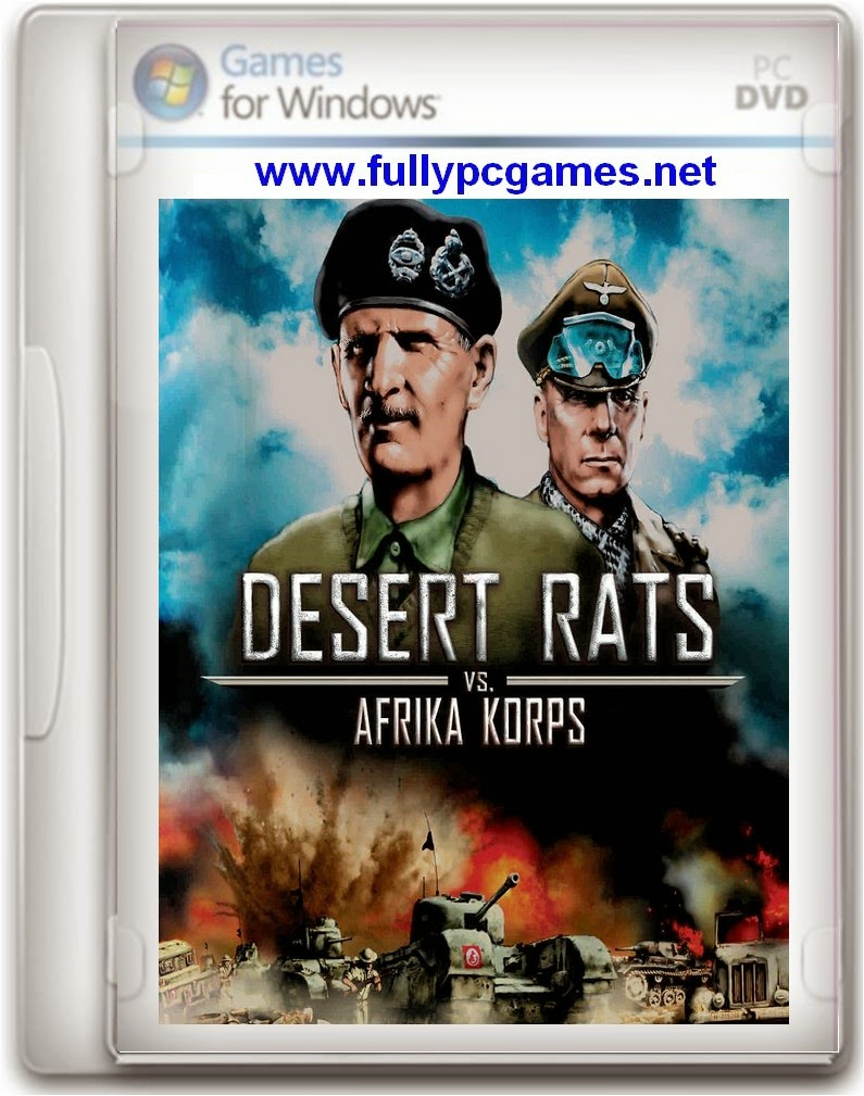 crack desert rats vs afrika korps