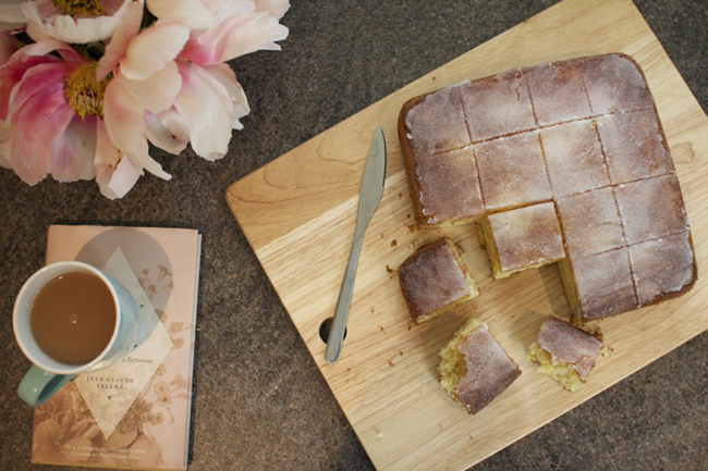 Five Easter Treats {Lemon Drizzle Cake} // A Style Caddy